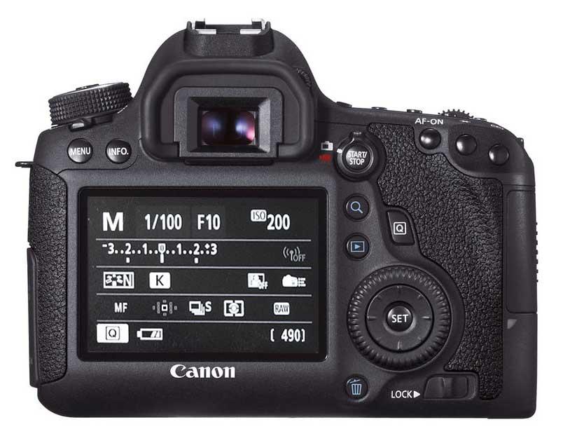Настройки фотоаппарата для панорамной съемки