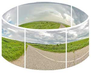 Цилиндрическая панорама