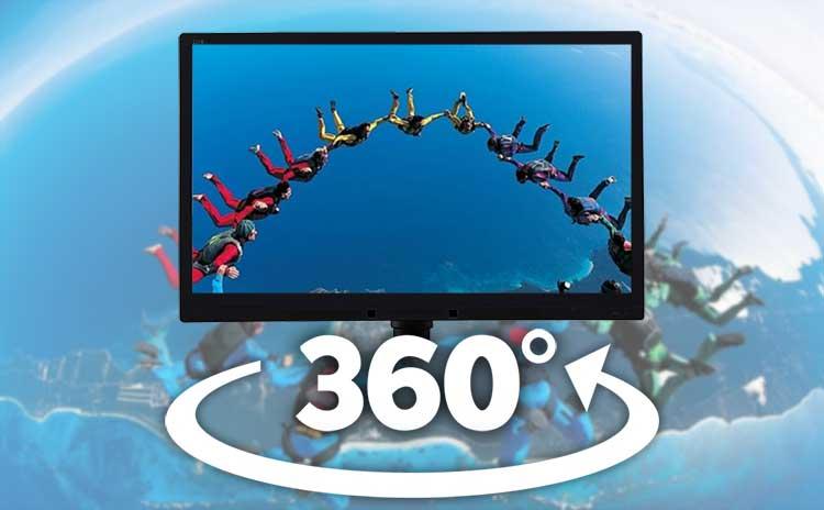 Плееры для просмотра видео 360 на компьютере