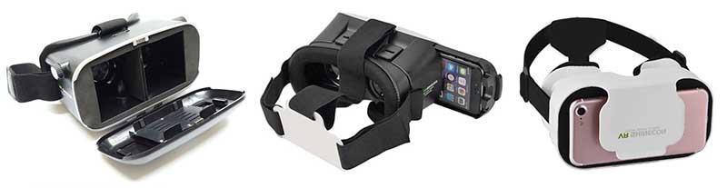 Универсальные VR очки для телфонов