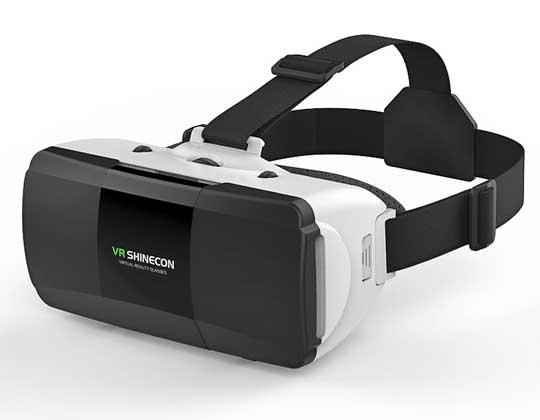 VR Shinecon G06