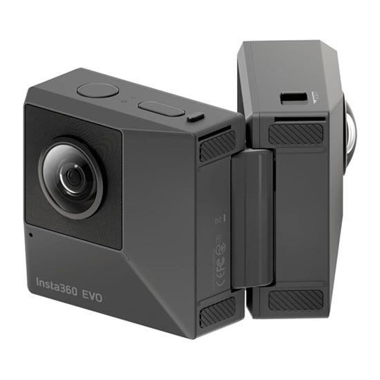 Камера для съемки видео VR180